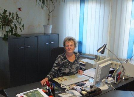 Roswithat Thiede, Amtsdirektorin