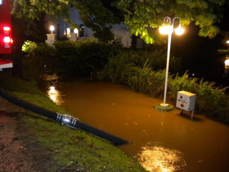 Überschwemmung 29.07.11