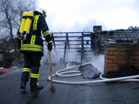 Wohnhausbrand 29.11.2012