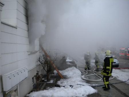 Wohnungsbrand 26.2.13
