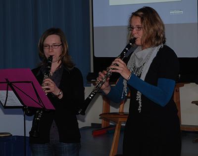Duette Klarinetten
