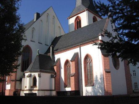 St.Laurentius-Kirche Crimmitschau