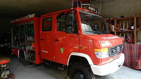 1 Tragkraftspritzenfahrzeug TSF-W