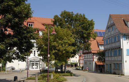 Eberdingen Rathaus