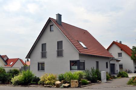 Einfamilienwohnhaus H, Gerolzhofen