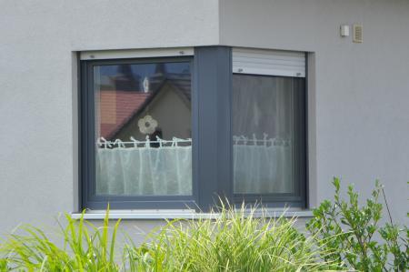 Einfamilienwohnhaus H, Gerolzhofen, Fensterdetail