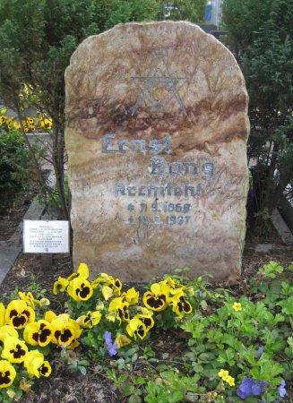 Ehrengrab von Ernst Rang