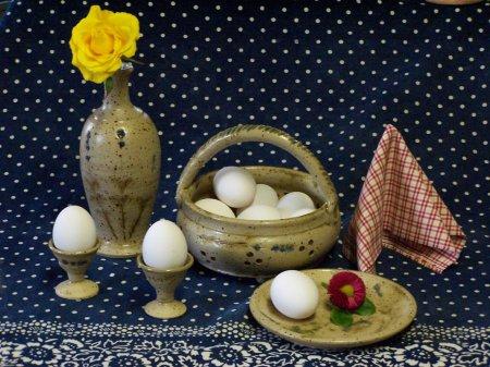 Eierkocher Eierbecher