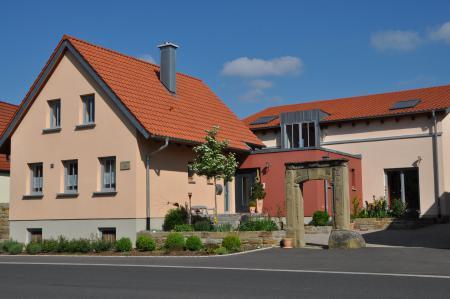 Einfamilienwohnhaus D, Grettstadt - Straßenansicht