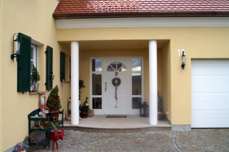 Einfamilienwohnhaus M, Werneck - Eingang