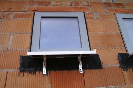 Einfamilienwohnhaus R, Ettleben - Fensterdetail