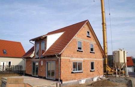 Einfamilienwohnhaus R, Ettleben - Rohbau