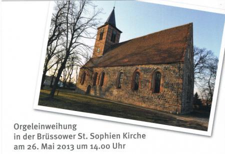 Orgelweihe 13