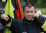 Einsatz Wehrleiter Lars Natzke