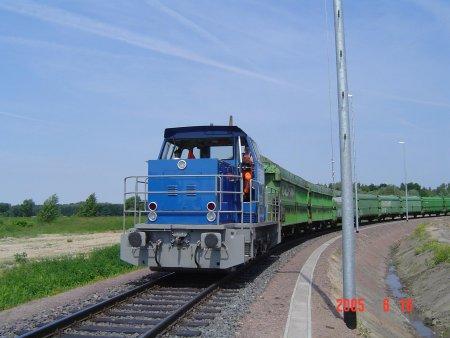 Eisenbahninfrastruktur