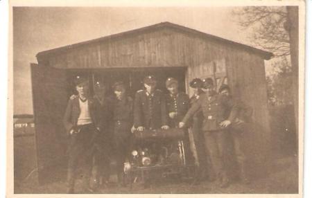 erstes Gerätehaus