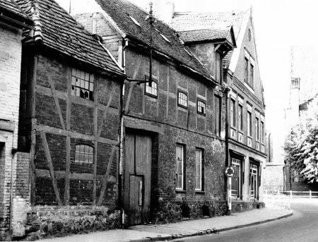 Speicher und Haus am Markt 2, 1975