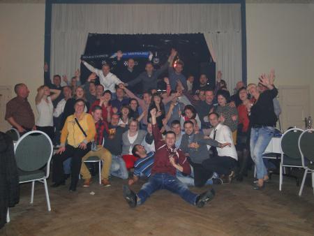 Gruppenbild HSV