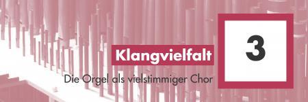 Die Orgel als Chor