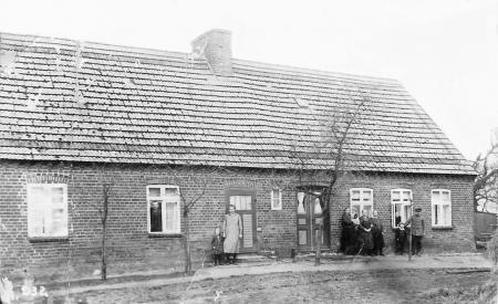 Frühere Büdnerei Nr. 7 in Warsow