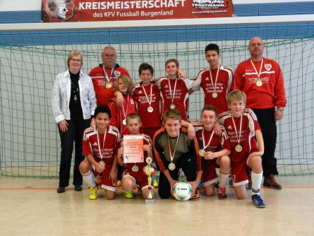 HKM der D-Junioren 2013/14