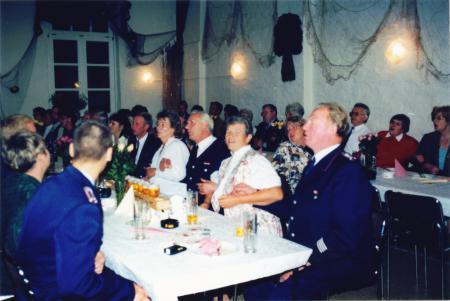 Feier zum Tag der Deutschen Einheit am 4. Oktober 1997 im Bürgerhaus