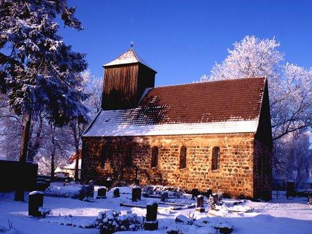 Wehrkirche aus dem 12.Jahrhundert