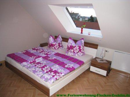 Wohnung 3 Schlafbereich