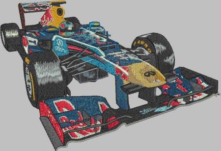 F1 Vettelauto  2012