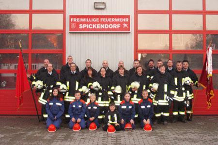 Die Feuerwehr Spickendorf stellt sich vor