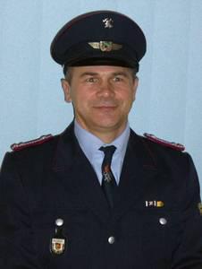 Roland Blasczyk, stellv. Ortswehrleiter Zwebendorf