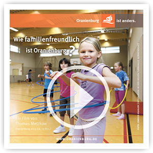 Film �Familienfreundliches Oranienburg� (Cover)