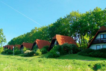 Feriendorf Marlow - Ferienhäuser am Vogelpark, Ferienhäuser Typ