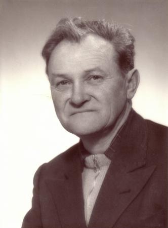 Firmengründer Karl Heußner