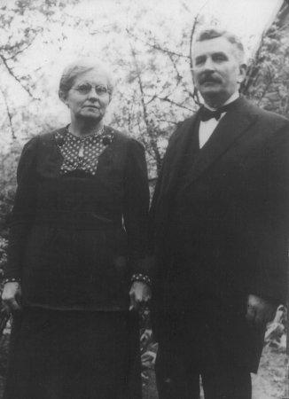 Anna und August Stüdemann