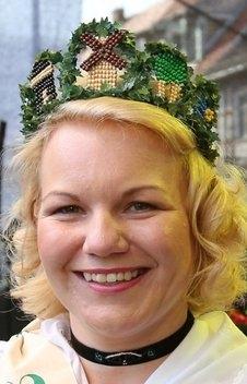 Flämingkönigin Andrea I. 2012