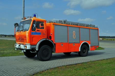 Hilfeleistungs-Tanklöschfahrzeug (HTLF)