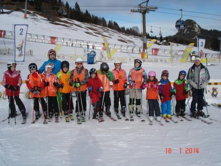 Skikurs 2014