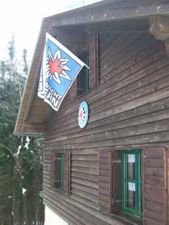 Bergwacht Hütte