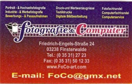 Fotografie & Computer