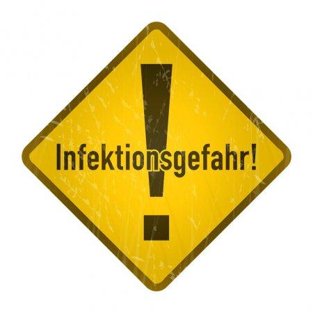 Infektionsgefahr