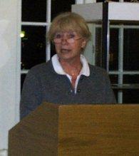 Frau Bürgermeisterin Birte Schellmann