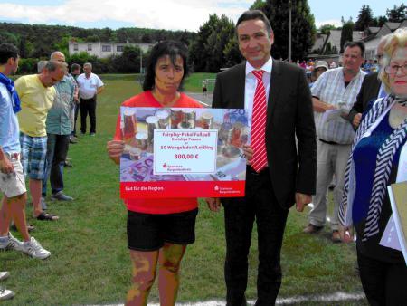 Faierplay-Sieger der Frauen-Kreisliga
