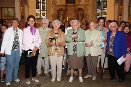 Frauendienst Wellerswalde beim Frühlingskonzert