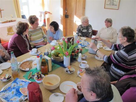 Frauenfrühstück in Terpitz