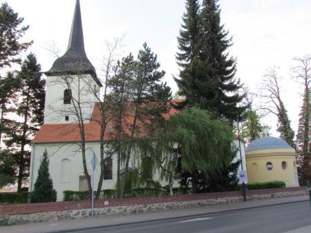 Kirche und Mausoleum