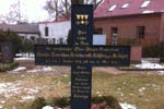 Grab der Friederike Krüger
