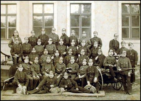 Bürgerfeuerwehr 1898