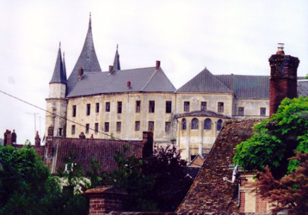 Gaillon Chateau