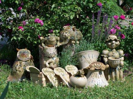 Gartenkeramiken